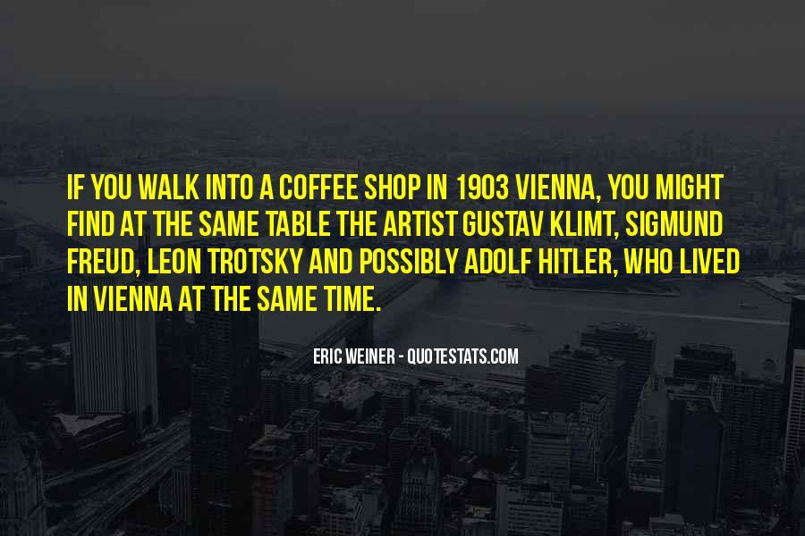 Quotes About Gustav Klimt #637727