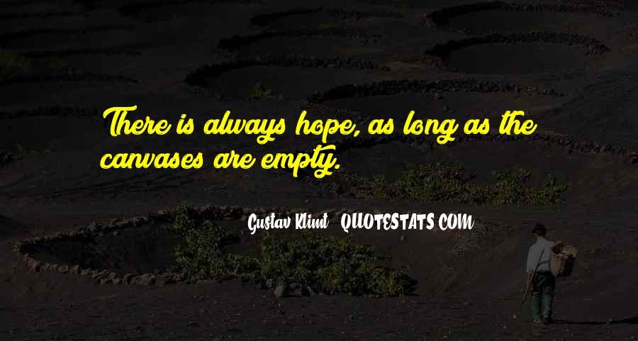 Quotes About Gustav Klimt #80679