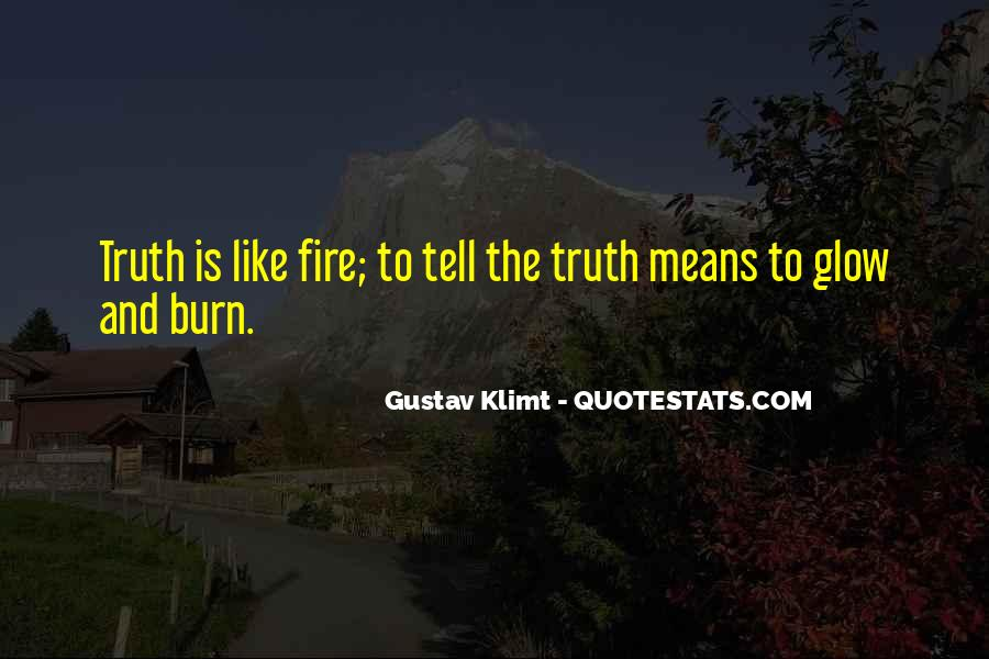 Quotes About Gustav Klimt #855431