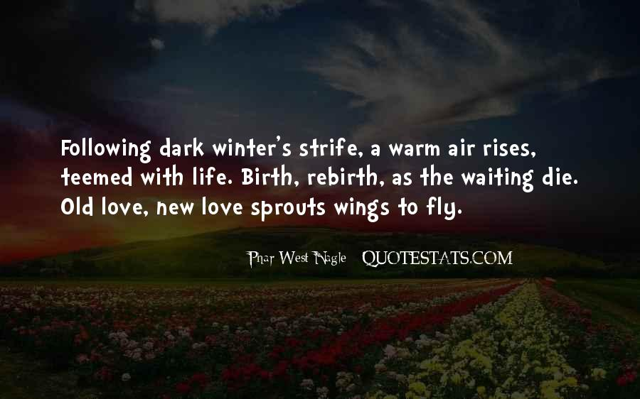 Seasons Come And Go Quotes #13733