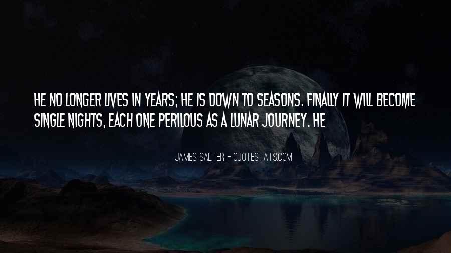 Seasons Come And Go Quotes #65129