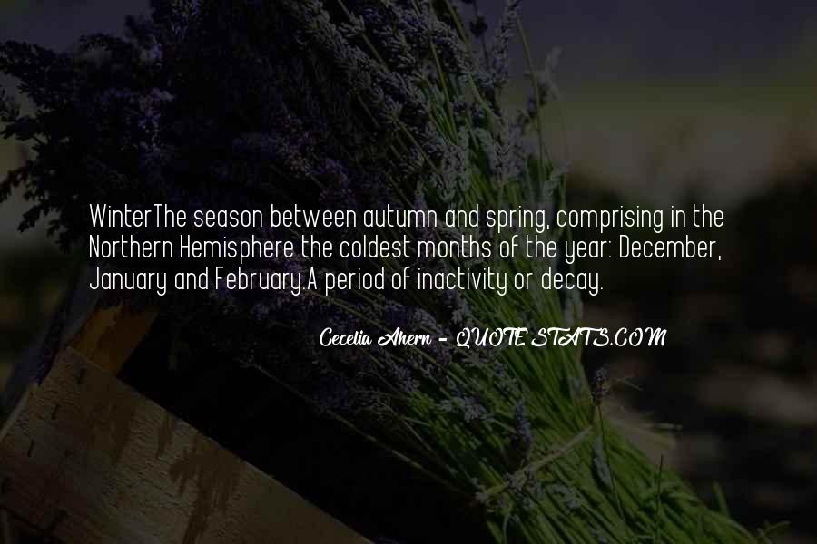 Seasons Come And Go Quotes #77723