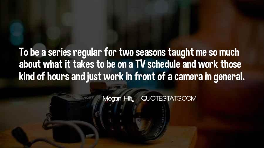 Seasons Come And Go Quotes #82873