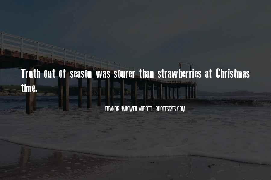 Seasons Come And Go Quotes #97961