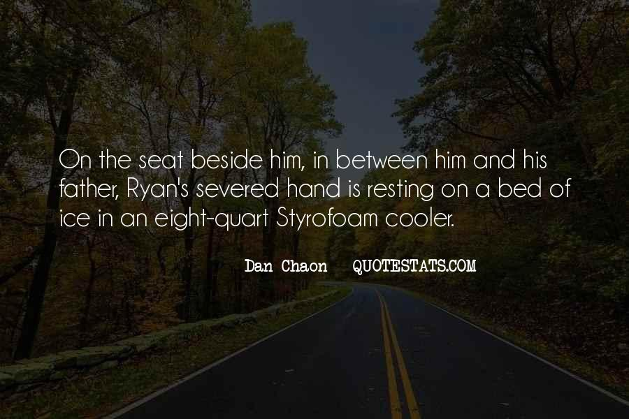 Seat Beside Me Quotes #1767319