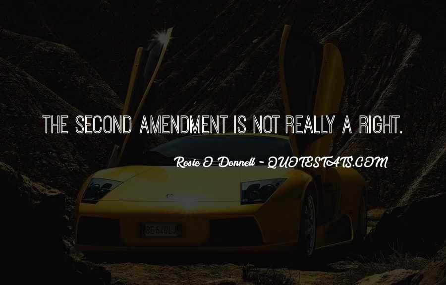 Second Amendments Quotes #1096610