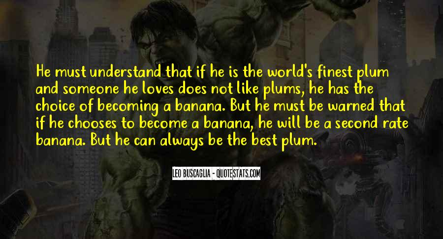 Top 18 Second Choice Love Quotes: Famous Quotes & Sayings ...