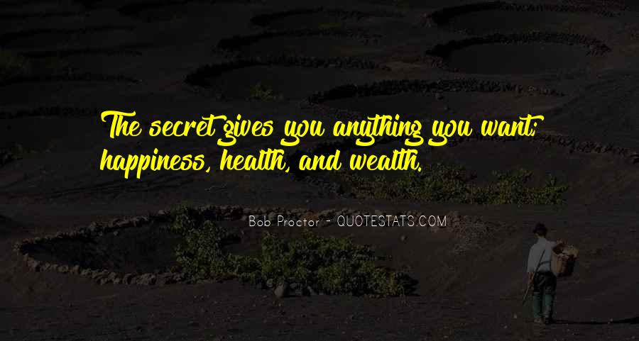 Secret Law Of Attraction Quotes #638822