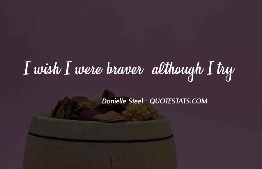 Quotes About Danielle Steel #219610