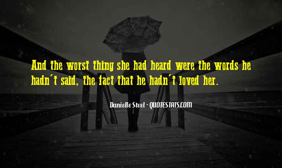 Quotes About Danielle Steel #245423