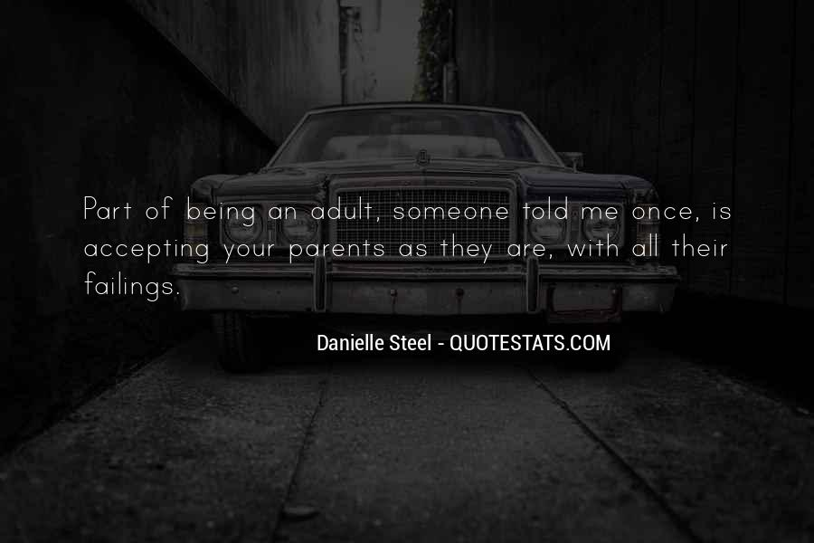 Quotes About Danielle Steel #34812
