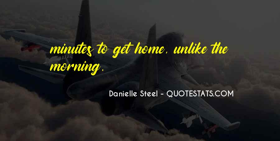 Quotes About Danielle Steel #481461