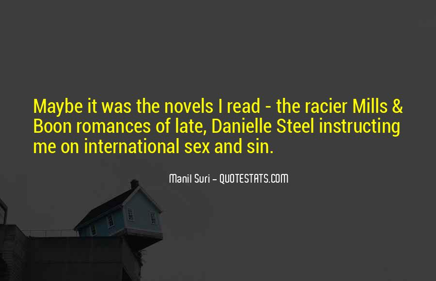 Quotes About Danielle Steel #586805