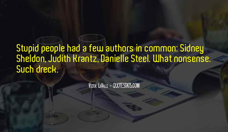 Quotes About Danielle Steel #705893