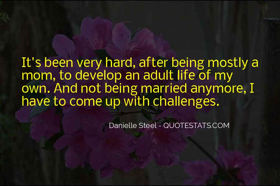 Quotes About Danielle Steel #75343