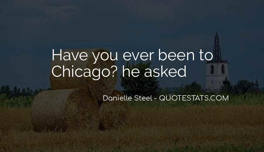 Quotes About Danielle Steel #86350