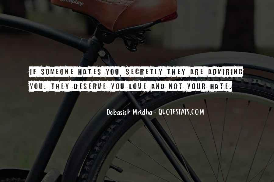 Secretly Love You Quotes #1165751