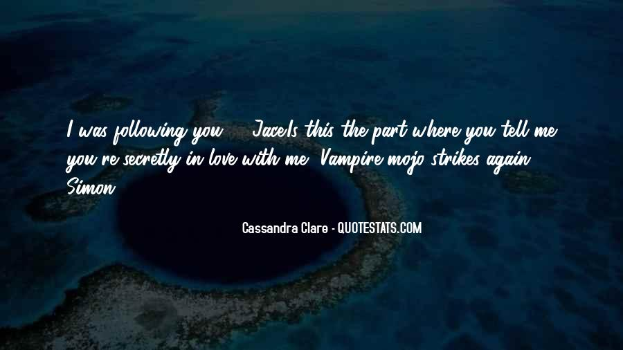 Secretly Love You Quotes #1295211