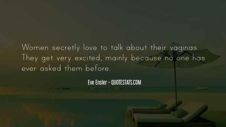 Secretly Love You Quotes #817469