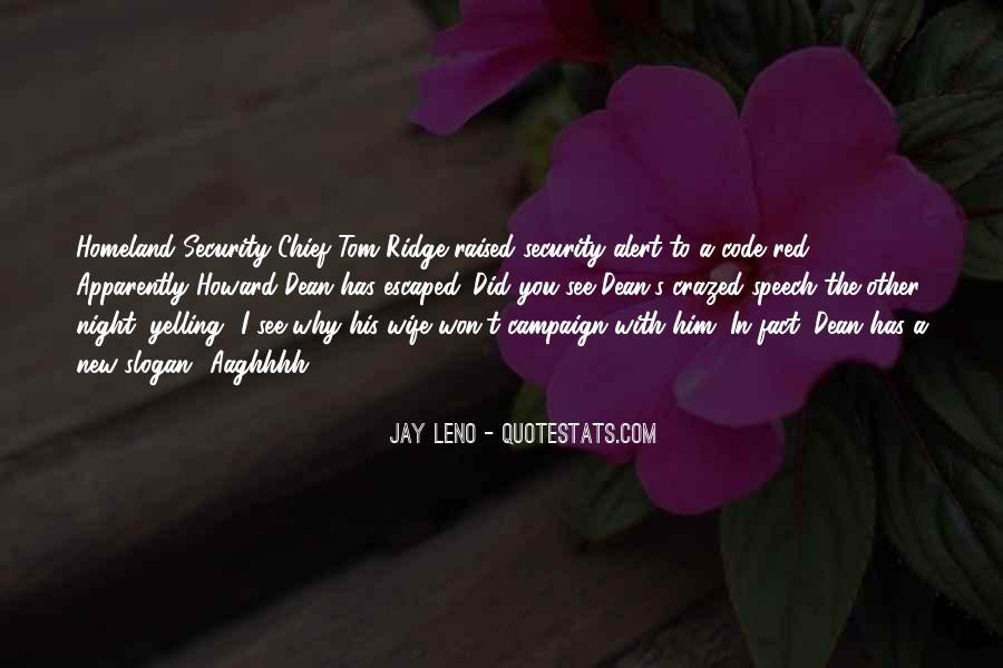 Security Alert Quotes #1509347