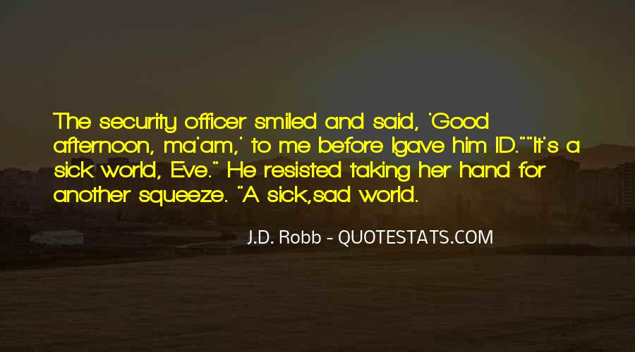 Security Officer Quotes #438974