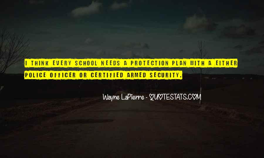 Security Officer Quotes #829710