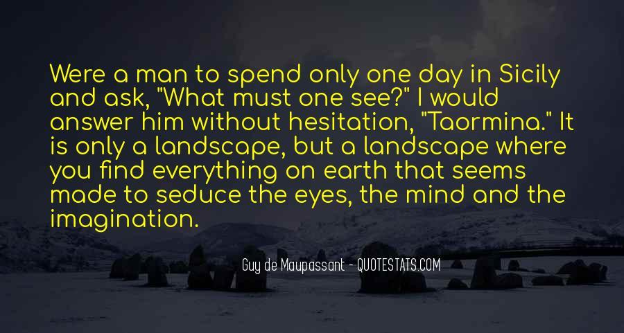 Seduce Your Man Quotes #1389021