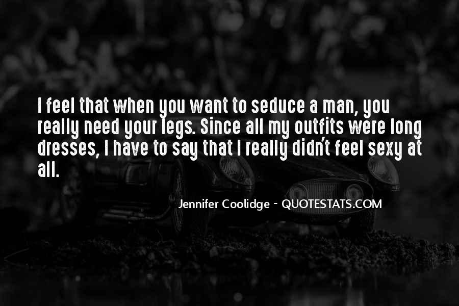 Seduce Your Man Quotes #1464826