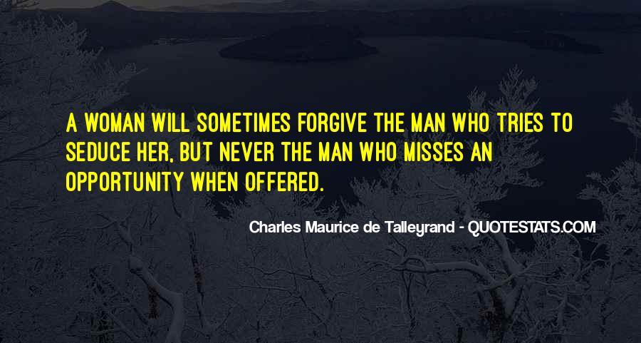 Seduce Your Man Quotes #1671525
