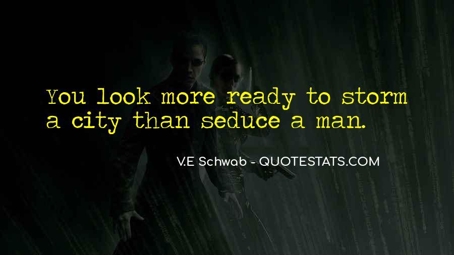 Seduce Your Man Quotes #873639