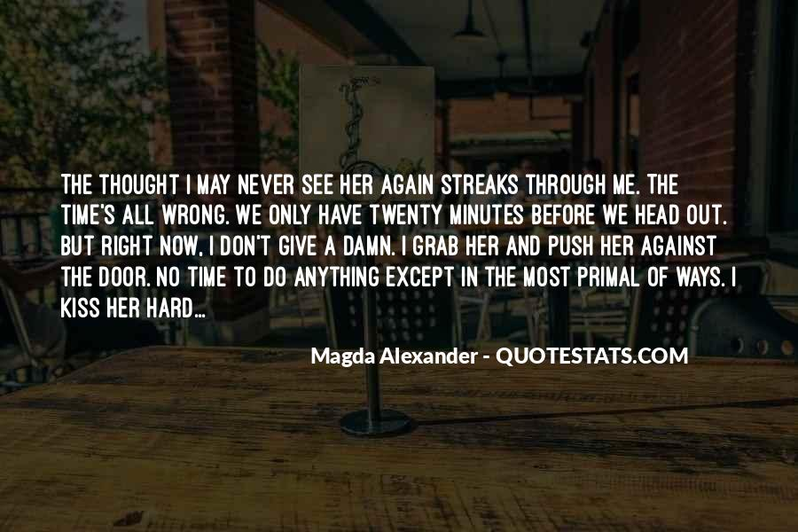See Me Again Quotes #188217