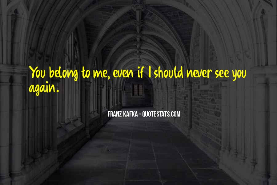 See Me Again Quotes #269386