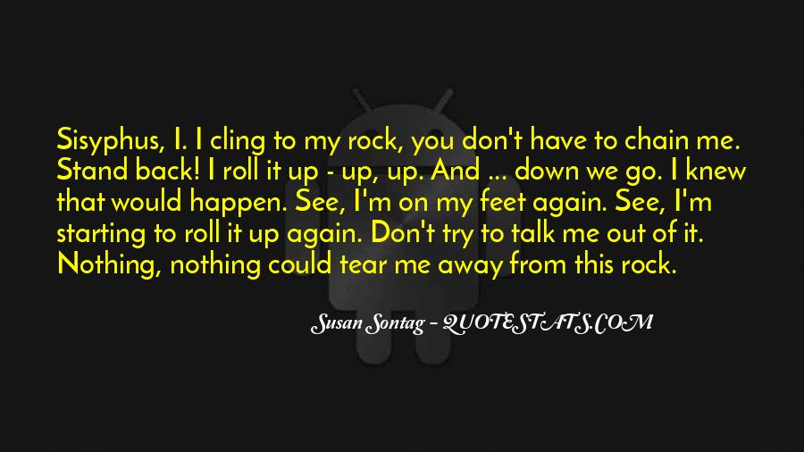 See Me Again Quotes #428722
