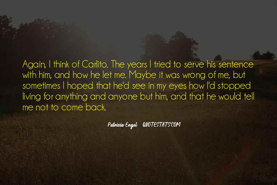 See Me Again Quotes #519588