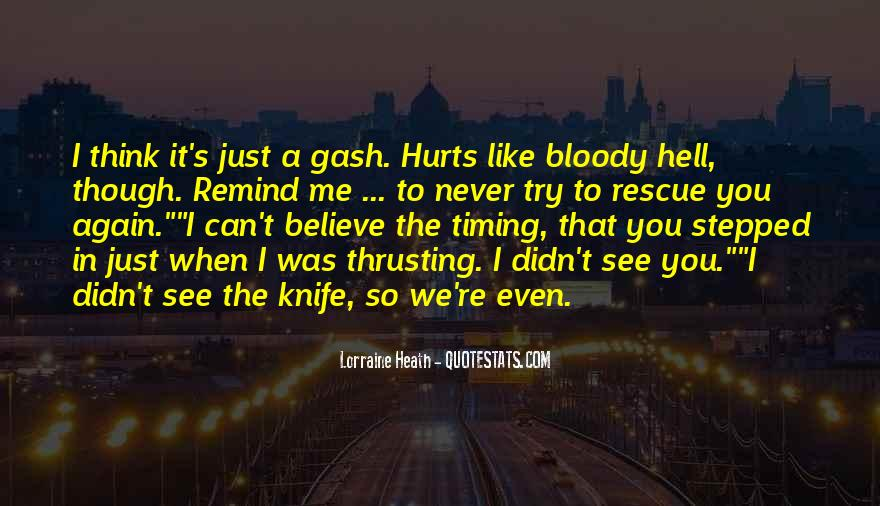 See Me Again Quotes #95452