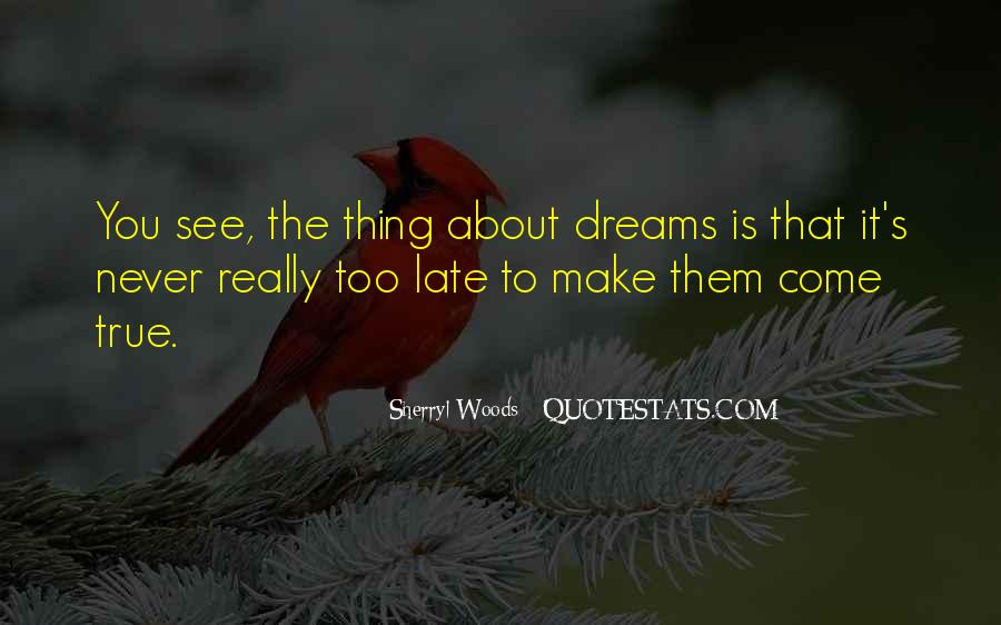 See Me In Your Dreams Quotes #117678
