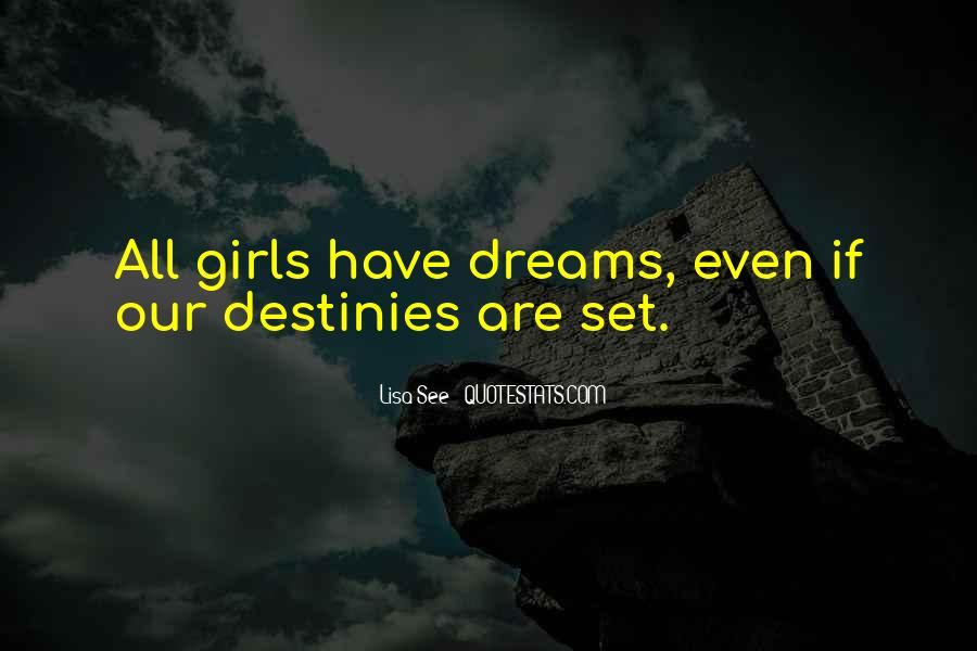 See Me In Your Dreams Quotes #130104