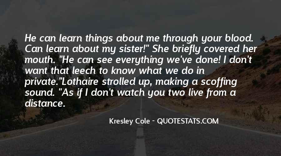See Me In Your Dreams Quotes #799177