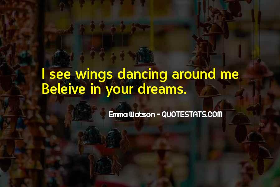 See Me In Your Dreams Quotes #866502