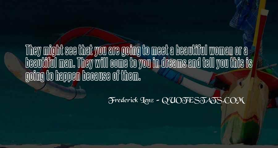 See Me In Your Dreams Quotes #94793