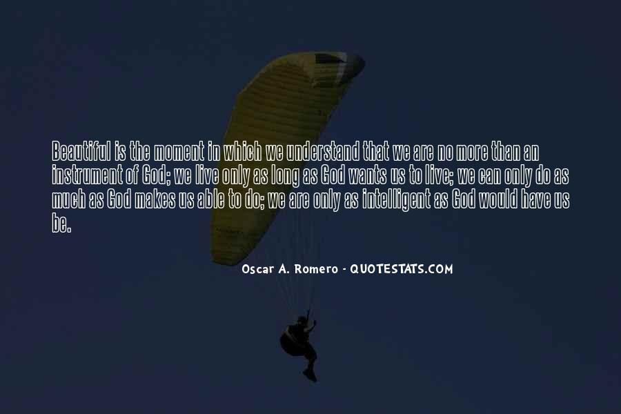 Quotes About Oscar Romero #1030100