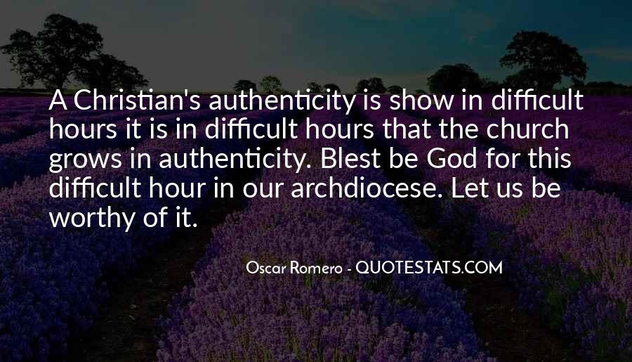Quotes About Oscar Romero #1794920