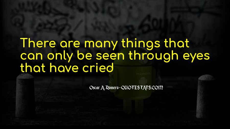 Quotes About Oscar Romero #191983