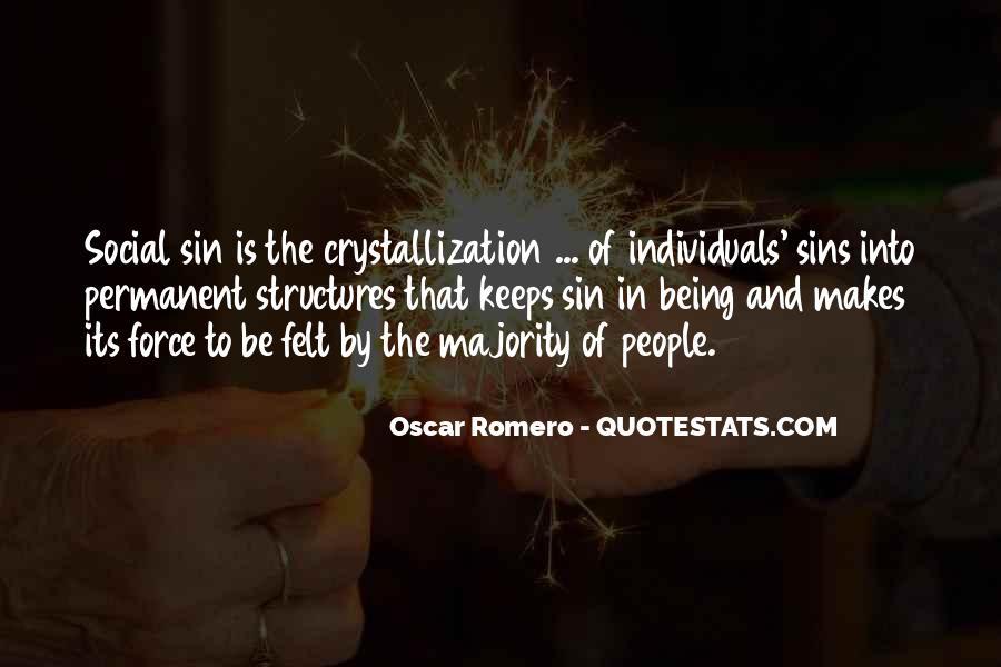 Quotes About Oscar Romero #454082