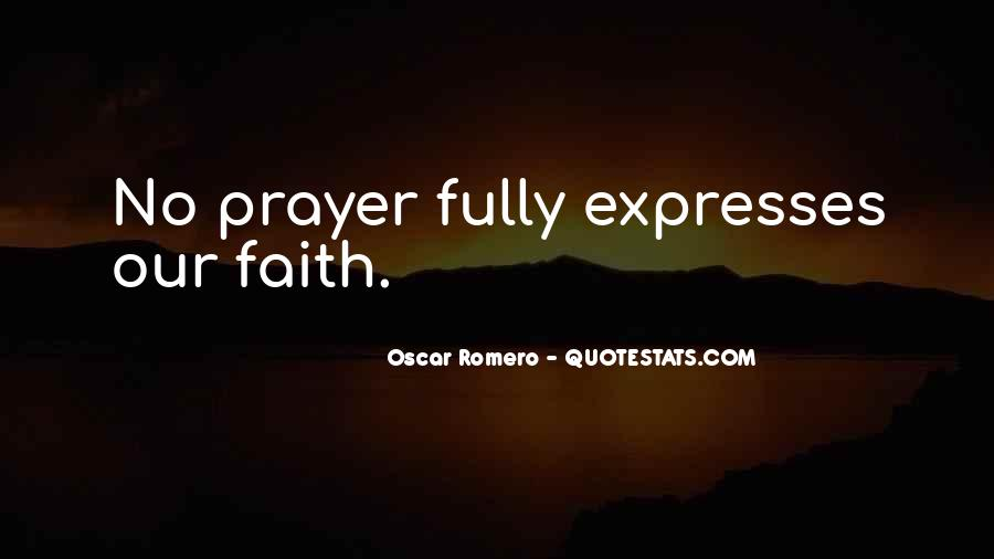 Quotes About Oscar Romero #581200