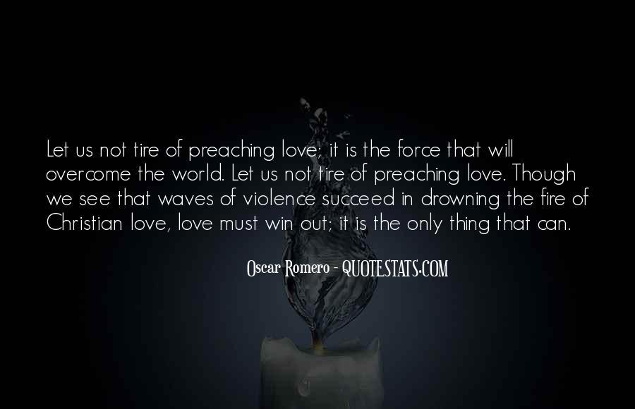 Quotes About Oscar Romero #784874