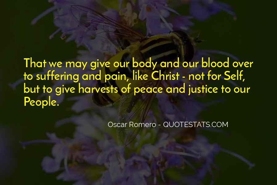 Quotes About Oscar Romero #798633
