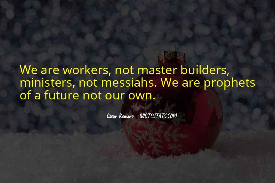 Quotes About Oscar Romero #862129