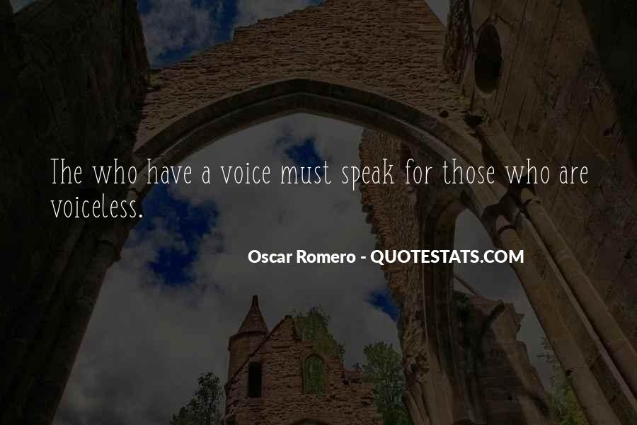 Quotes About Oscar Romero #880100