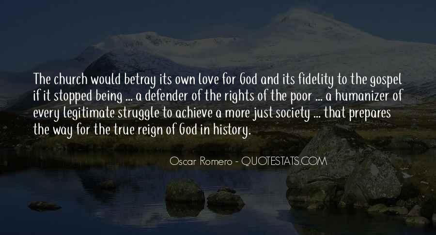 Quotes About Oscar Romero #895068